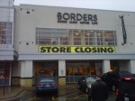 Borders Store Closing
