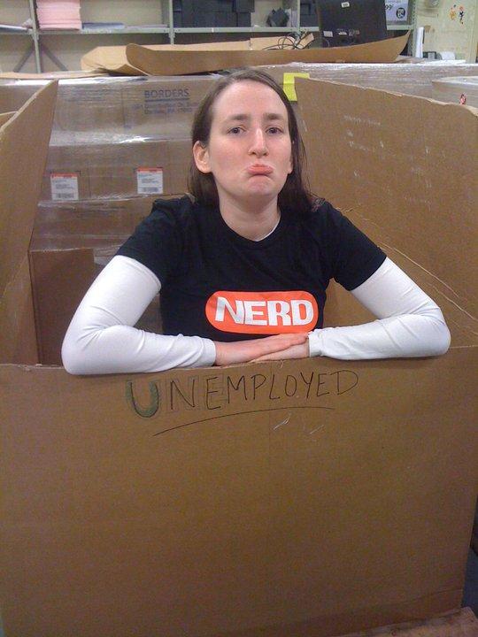 Rachel in a box