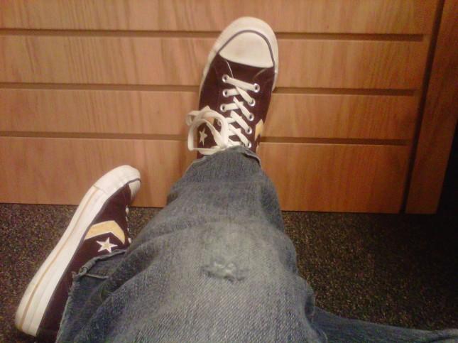 Dress code violation