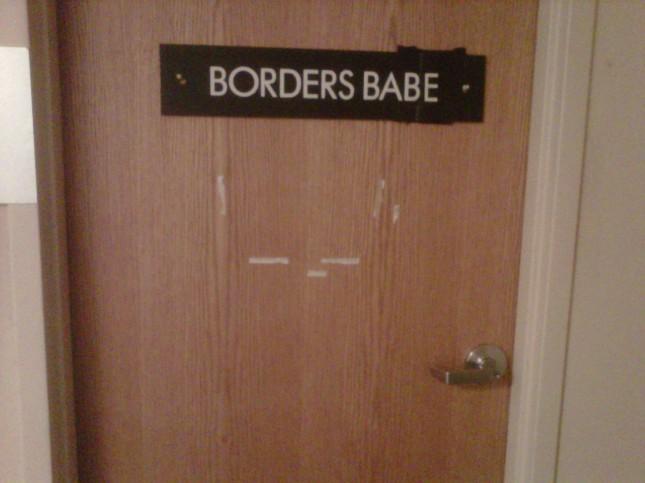 Borders Babe