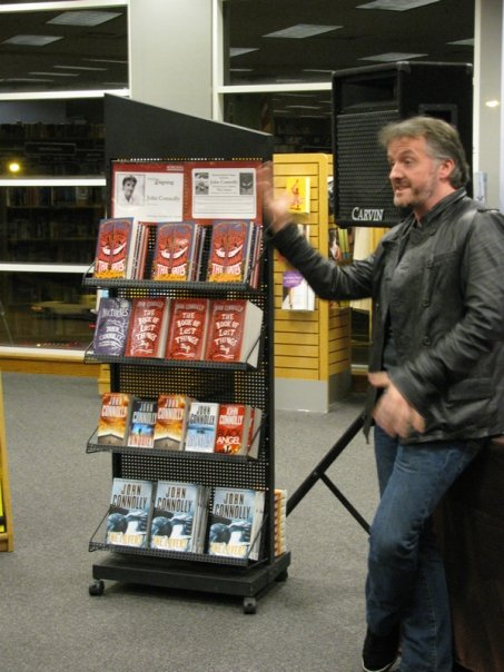 John Connolly event