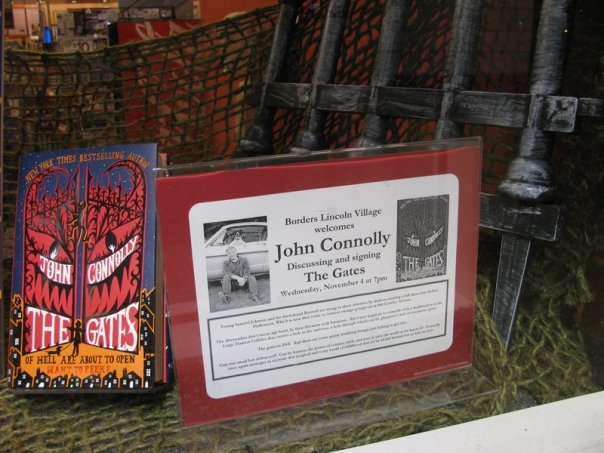John Connolly window