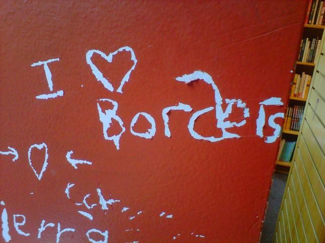 We heart graffiti