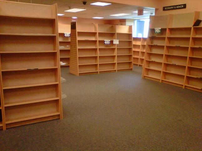 Empty 3rd floor, part 5