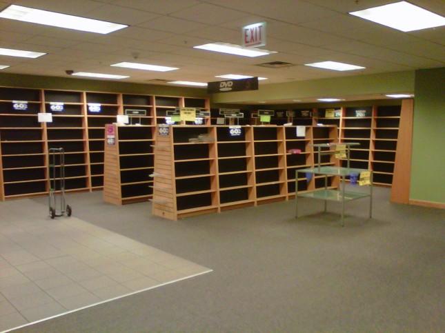 Empty 3rd floor, part 6