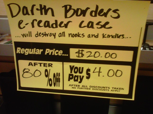 Darth Borders