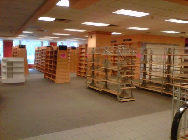 Empty 2nd floor, part 6