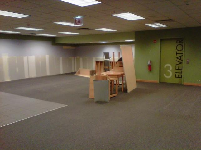 3rd floor pt 3
