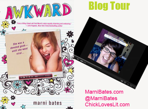 Marni Bates blog tour